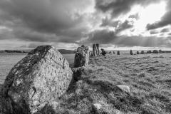 Cercle de pierres de Beltany