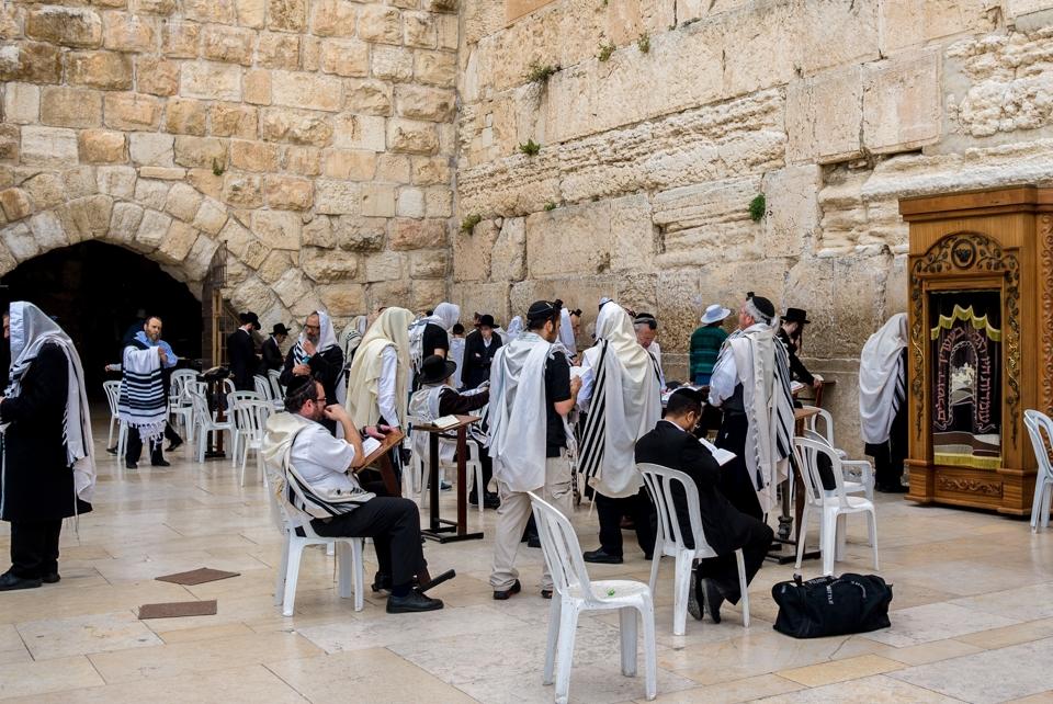 Kotel, Jérusalem