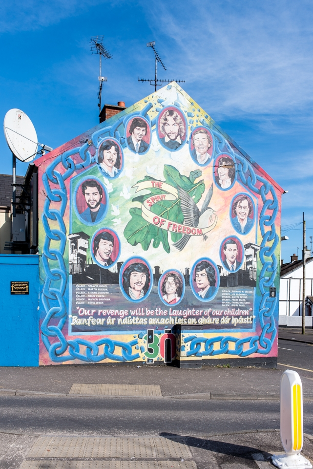 Derry, Bogside